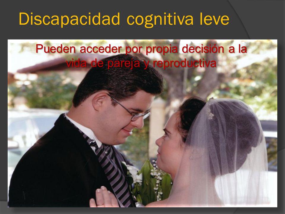 Discapacidad cognitiva leve