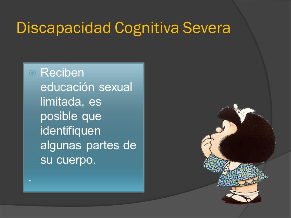 Discapacidad Cognitiva Severa
