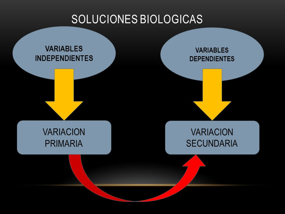 SOLUCIONES BIOLOGICAS