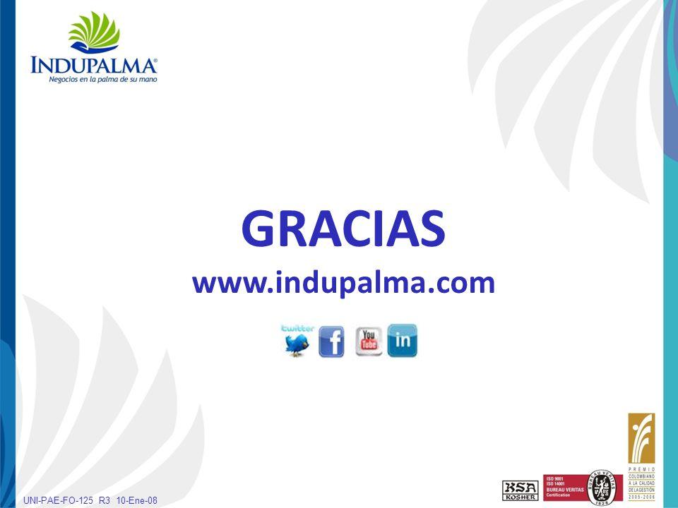 GRACIAS www.indupalma.com