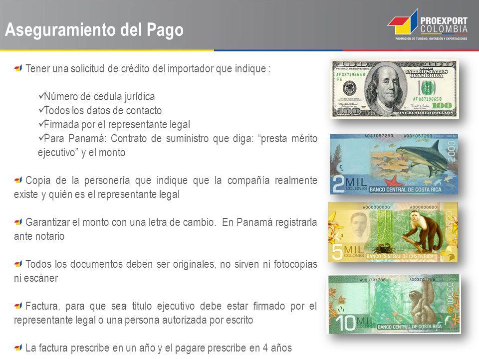 Aseguramiento del Pago