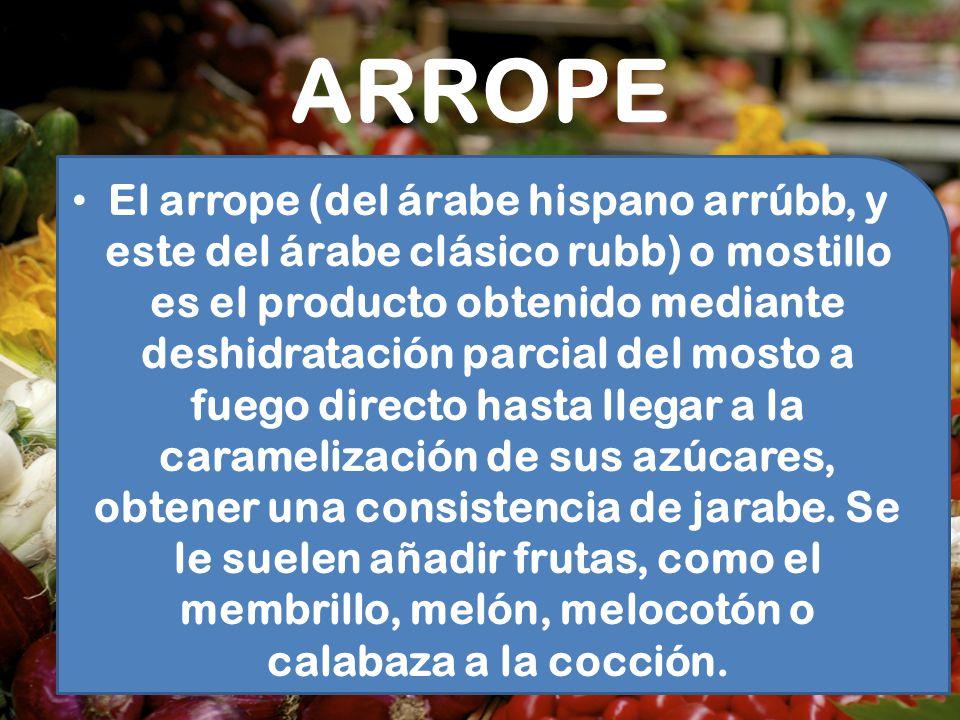 ARROPE
