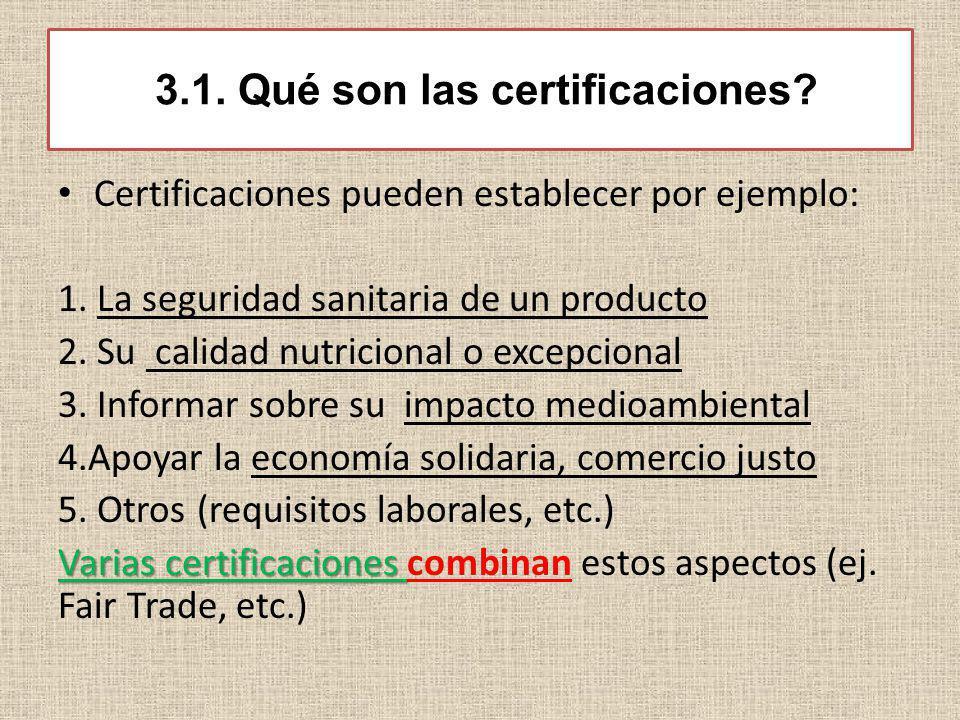 3.1. Qué son las certificaciones