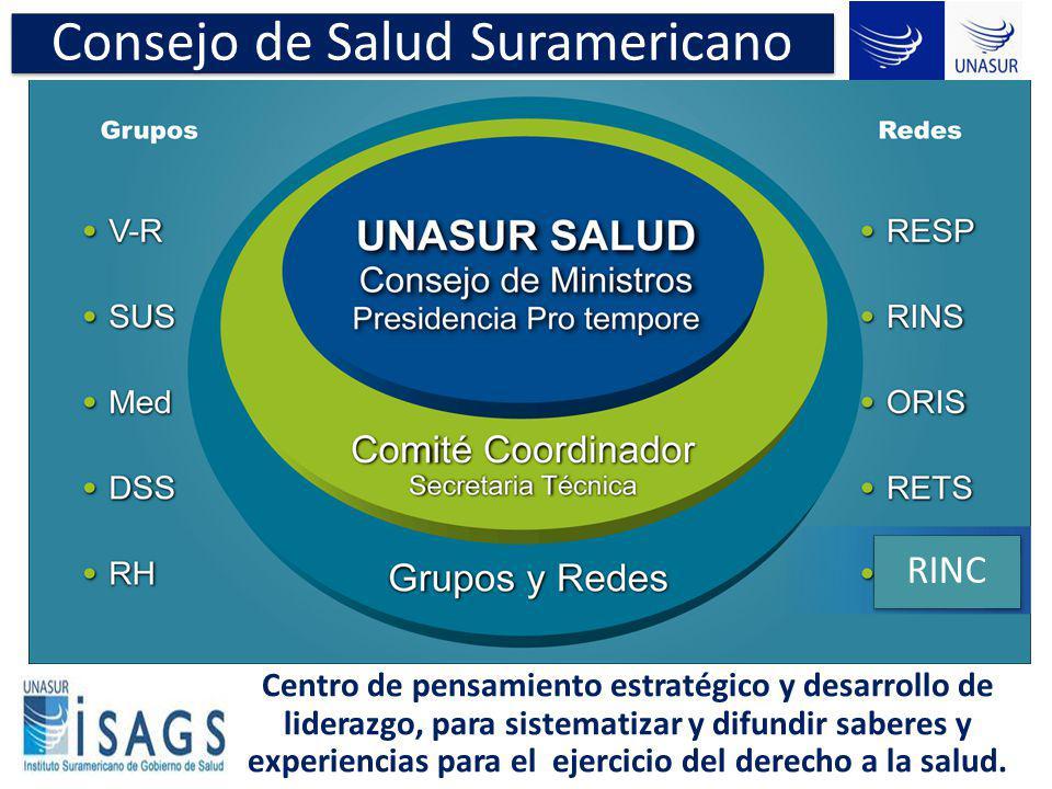 Consejo de Salud Suramericano