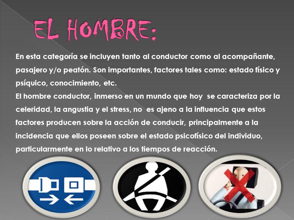 EL HOMBRE: