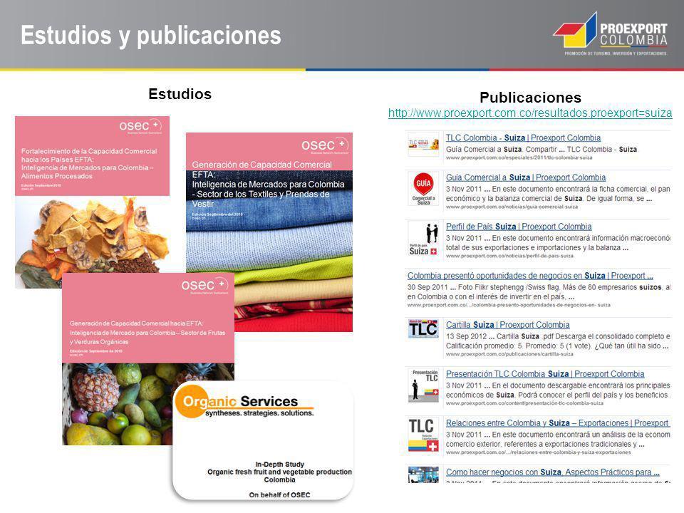 Publicaciones http://www.proexport.com.co/resultados.proexport=suiza
