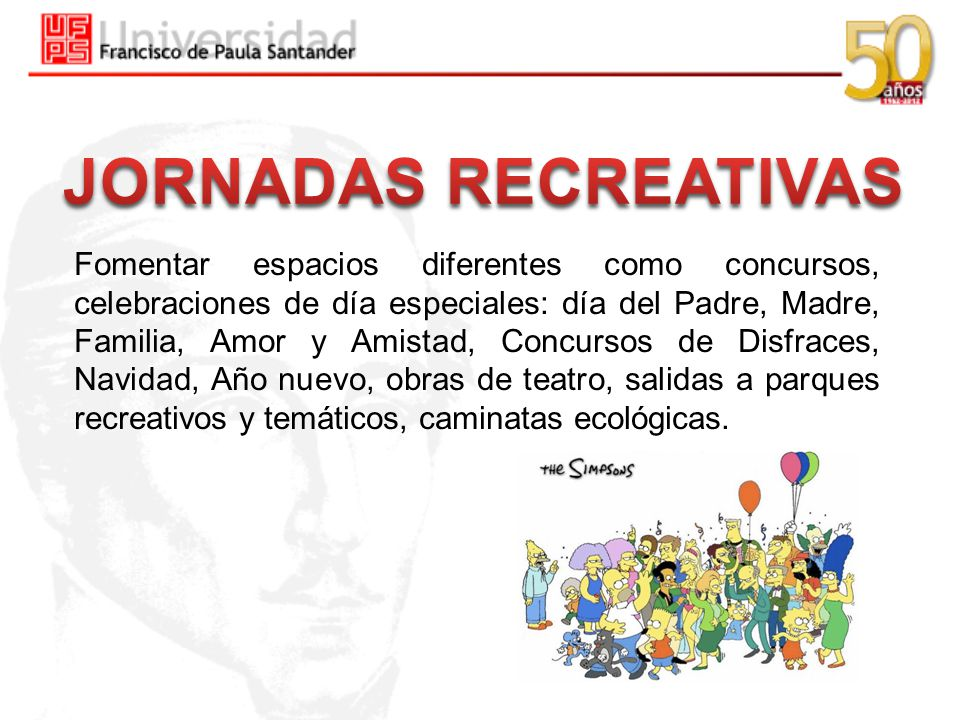 JORNADAS RECREATIVAS