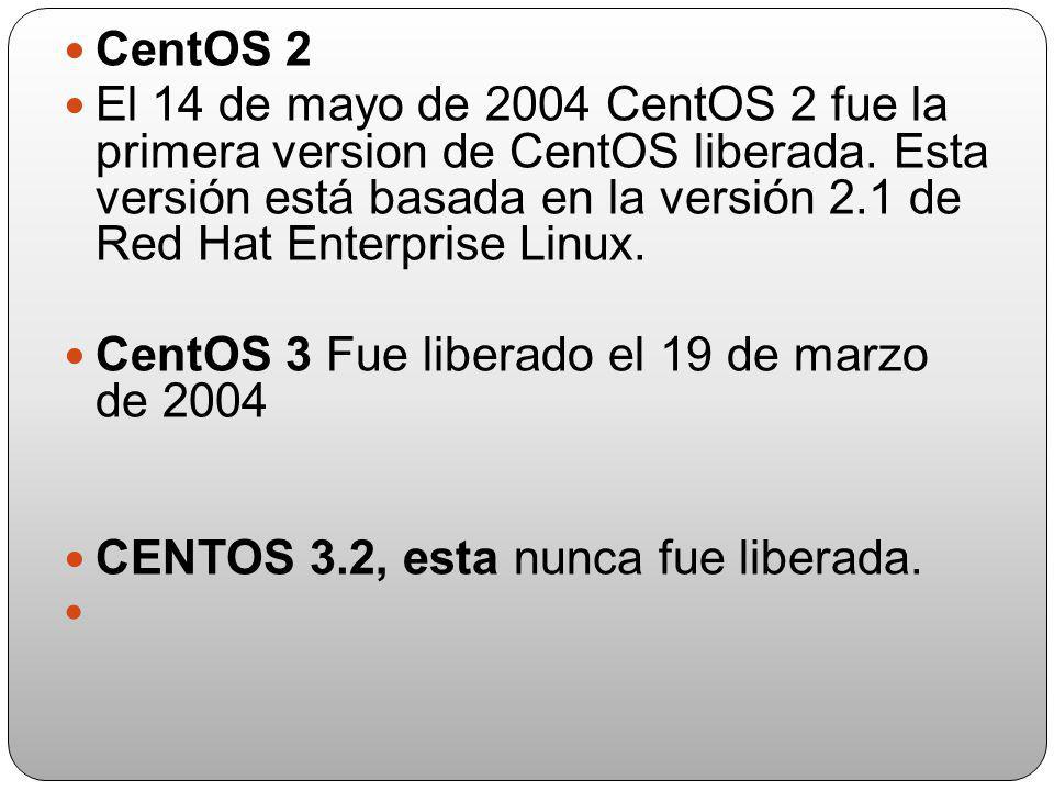 CentOS 2