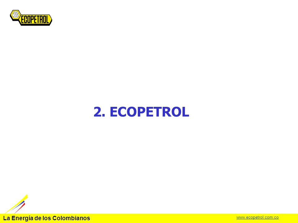 2. ECOPETROL