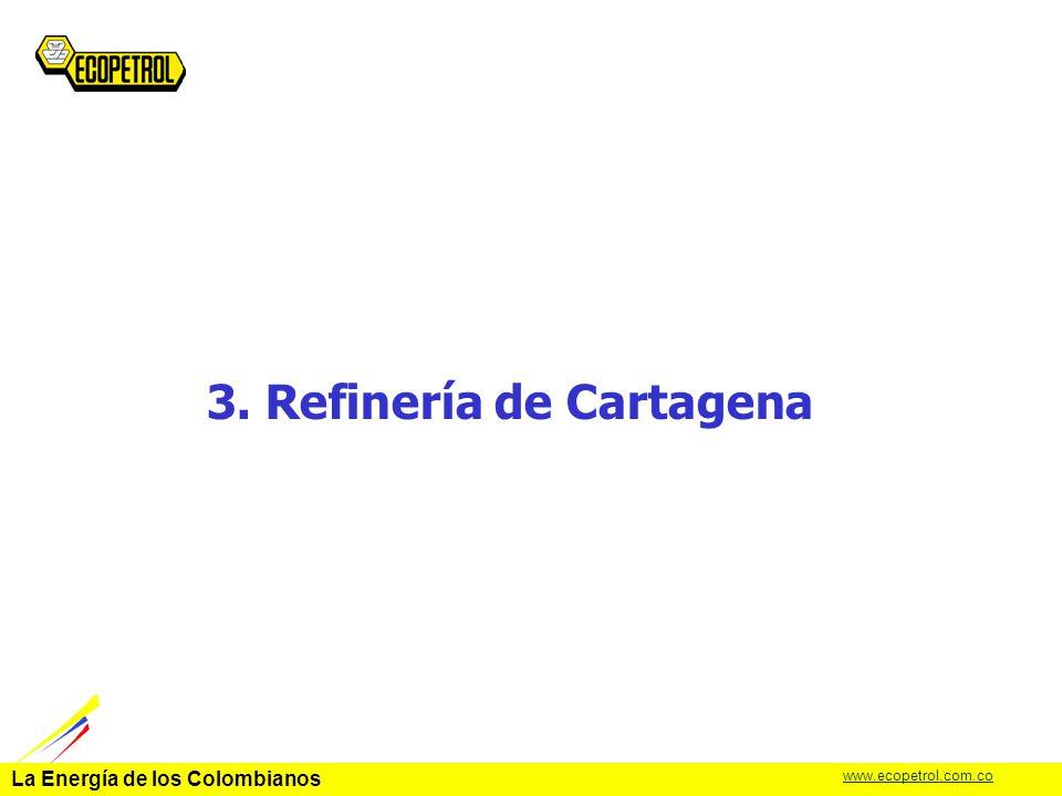 3. Refinería de Cartagena