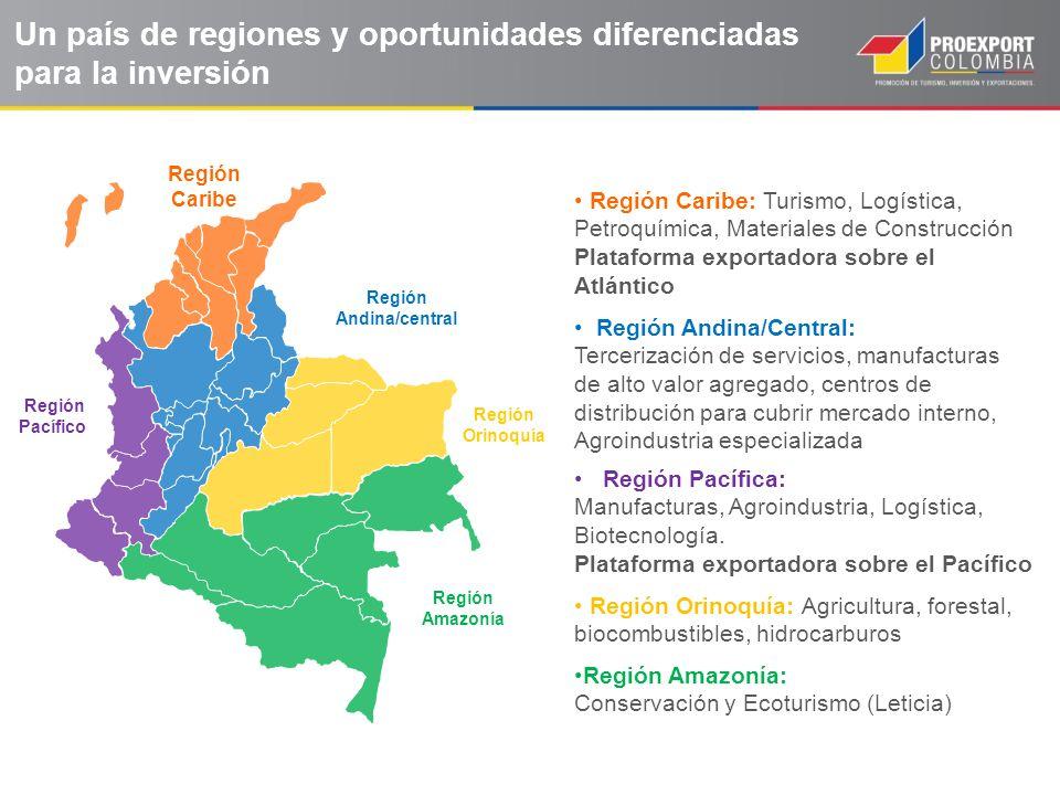 Región Andina/central