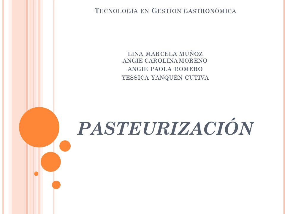 Tecnología en Gestión gastronómica lina marcela muñoz ANGIE CAROLINA MORENO angie paola romero yessica yanquen cutiva