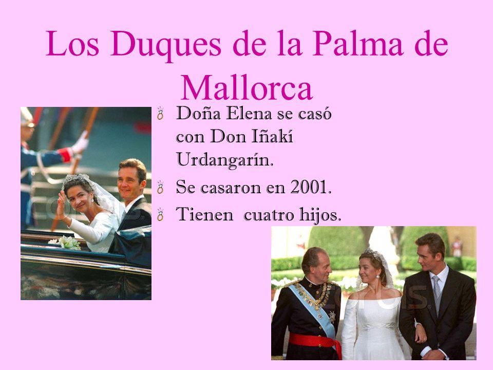 Los Duques de la Palma de Mallorca