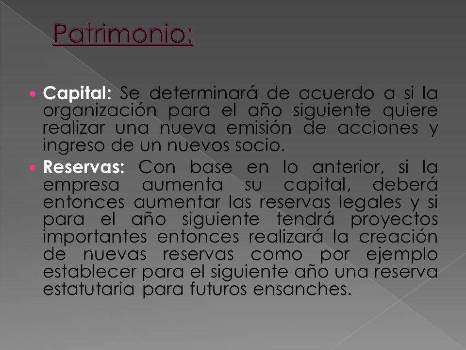 Patrimonio: