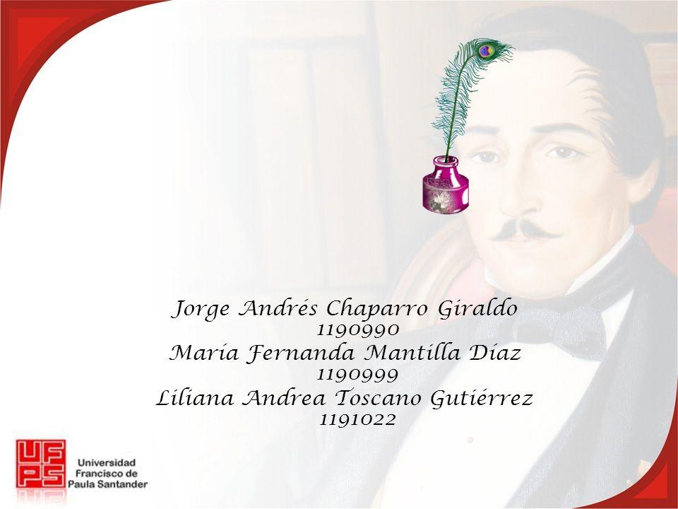 Jorge Andrés Chaparro Giraldo 1190990
