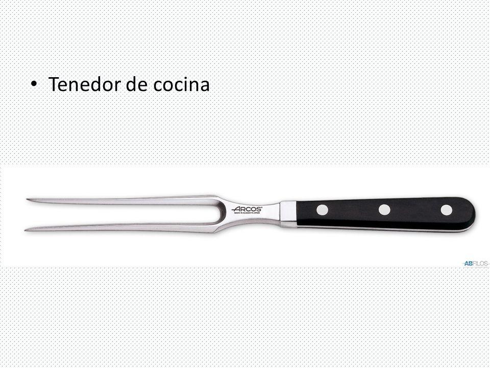 Tenedor de cocina