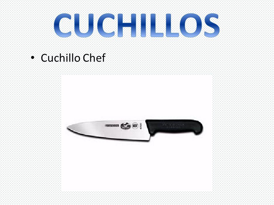 CUCHILLOS Cuchillo Chef