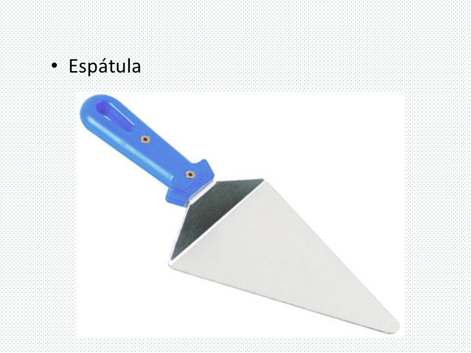 Espátula