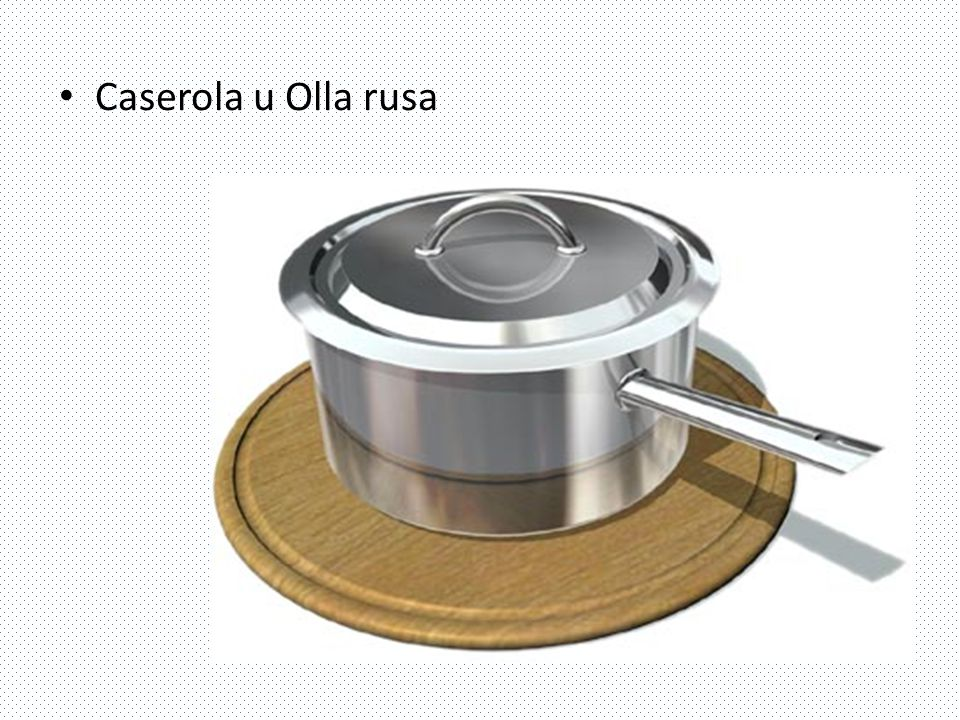 Caserola u Olla rusa