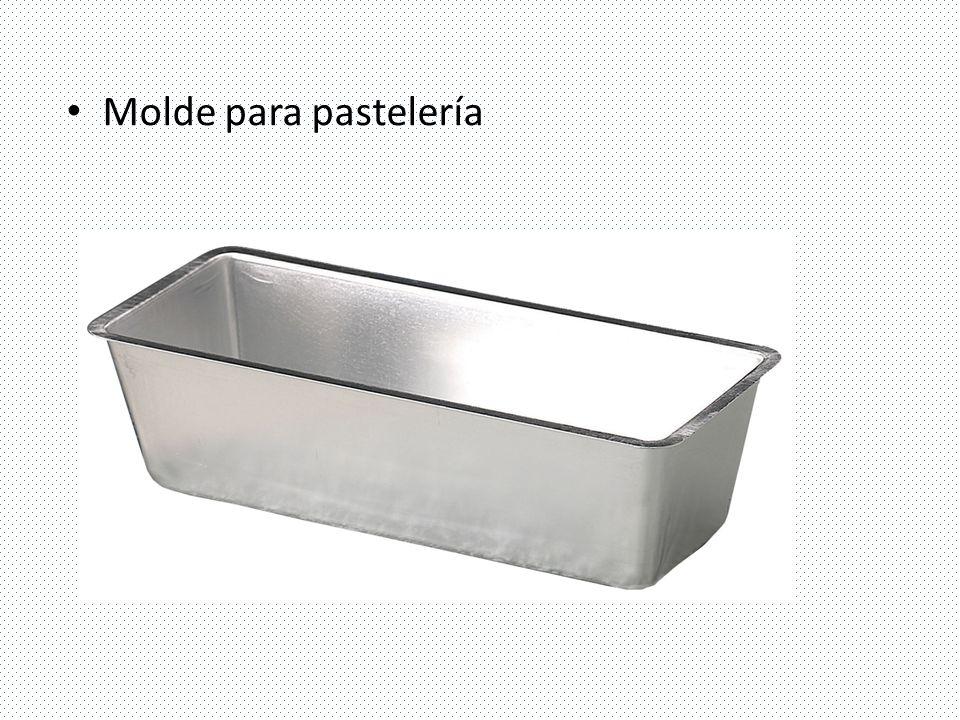 Molde para pastelería