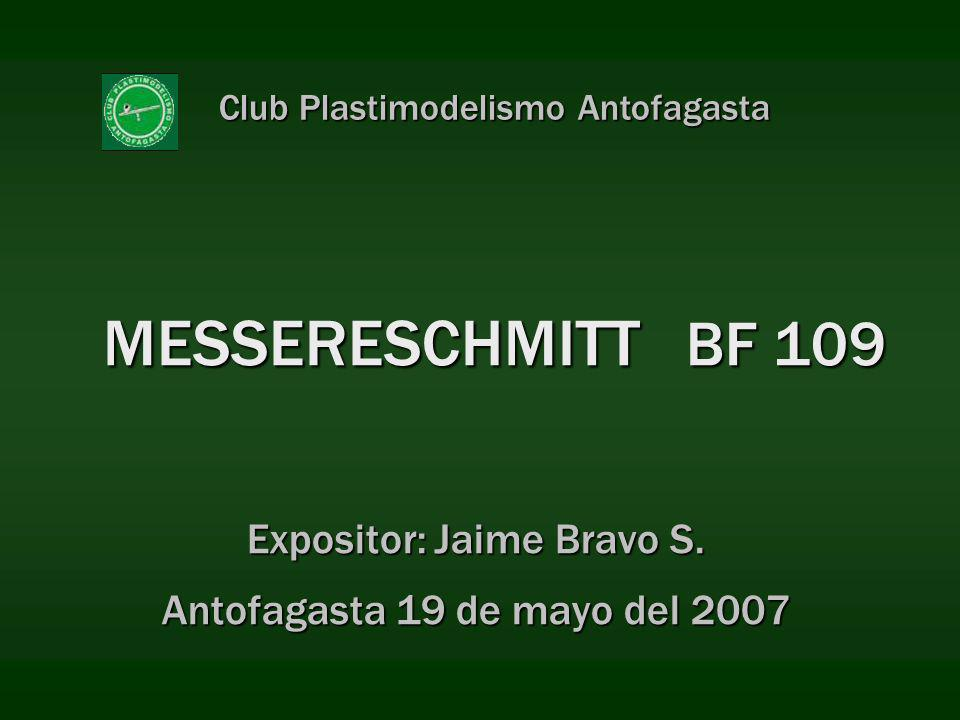 Expositor: Jaime Bravo S. Antofagasta 19 de mayo del 2007