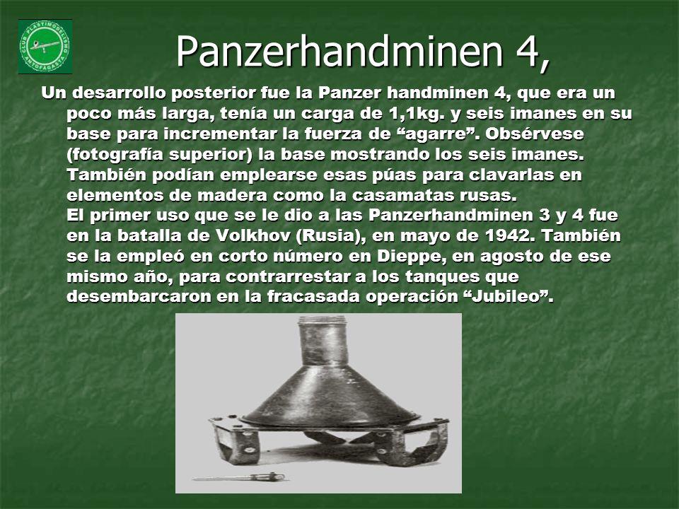 Panzerhandminen 4,