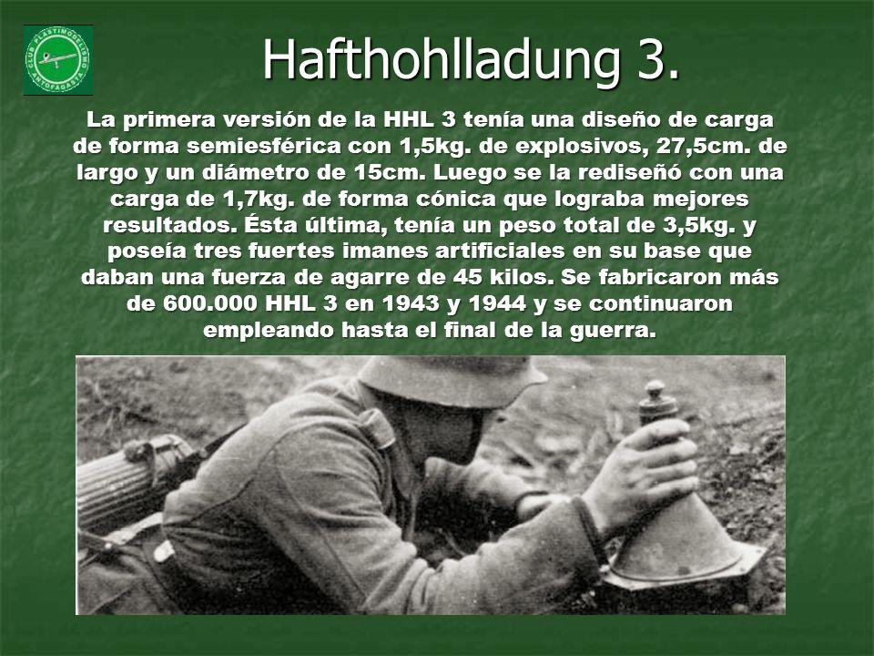 Hafthohlladung 3.