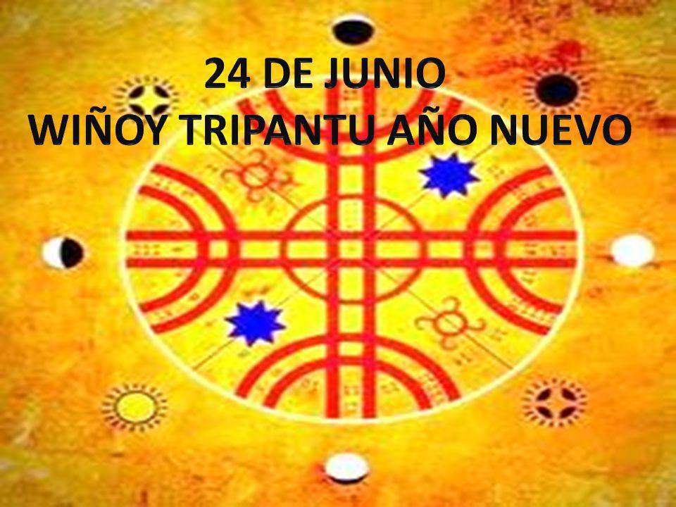 24 DE JUNIO WIÑOY TRIPANTU AÑO NUEVO