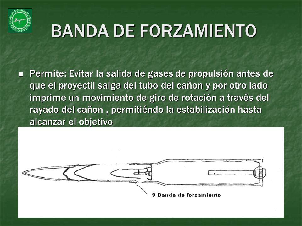 BANDA DE FORZAMIENTO