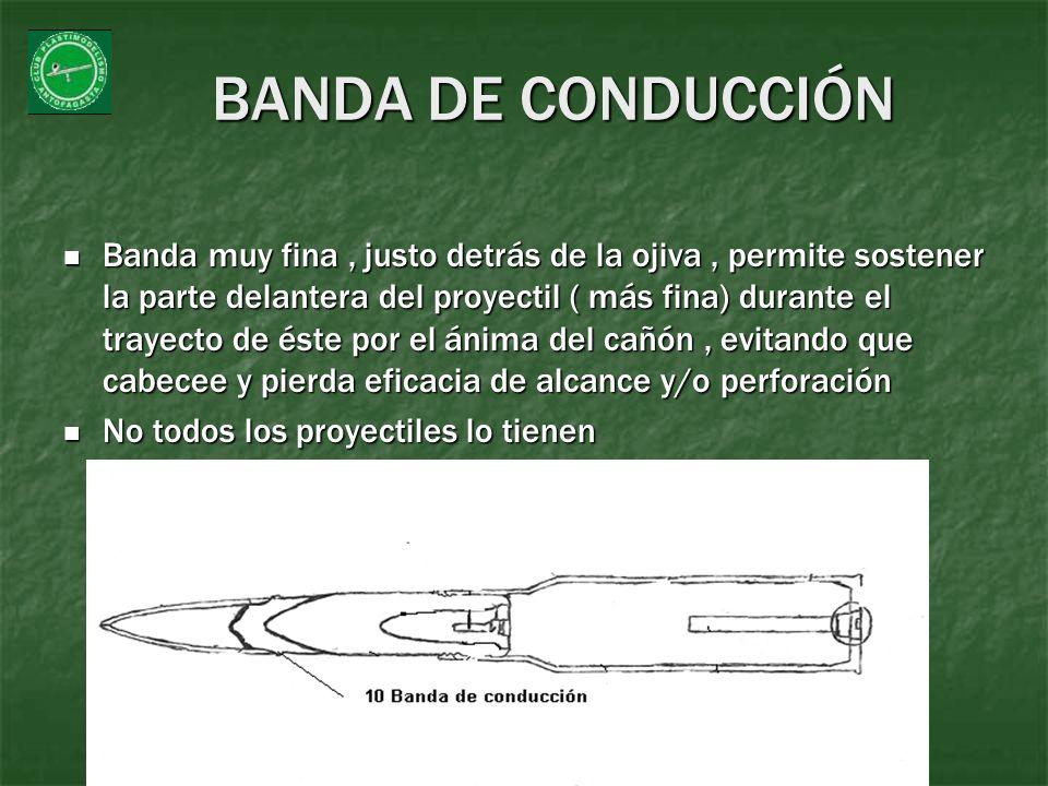 BANDA DE CONDUCCIÓN