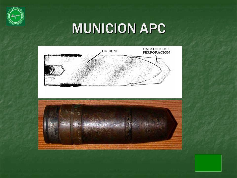 MUNICION APC