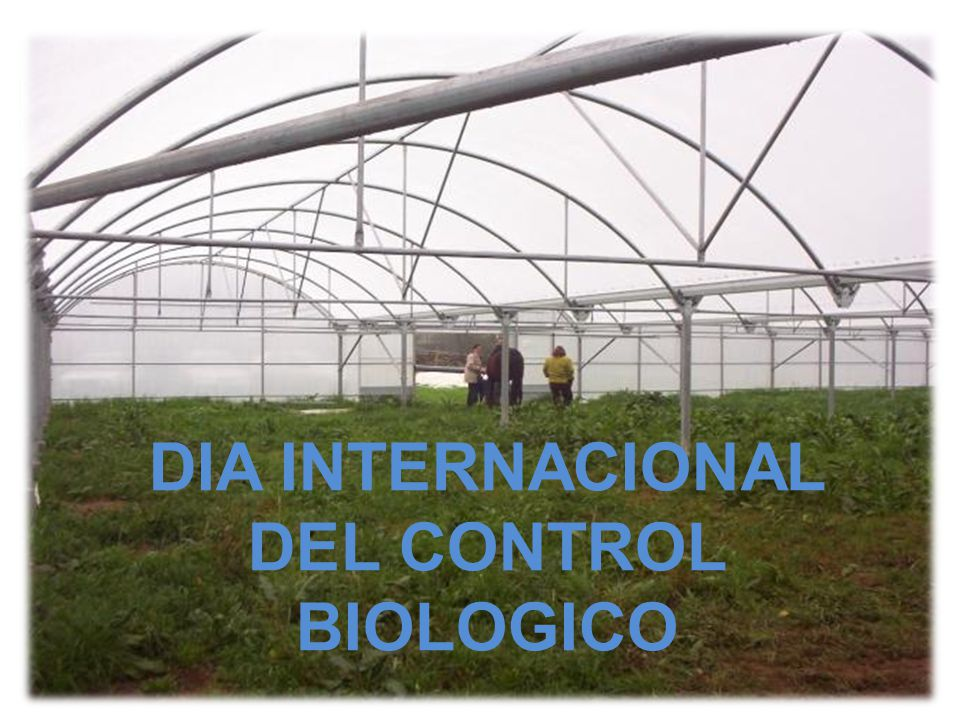 DIA INTERNACIONAL DEL CONTROL BIOLOGICO