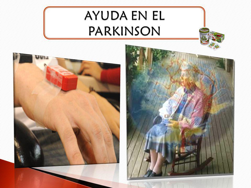 AYUDA EN EL PARKINSON
