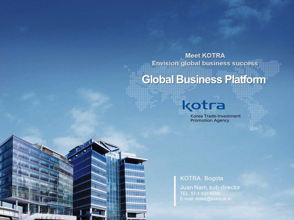 Envision global business success Global Business Platform