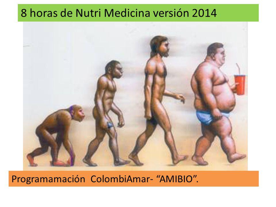 8 horas de Nutri Medicina versión 2014