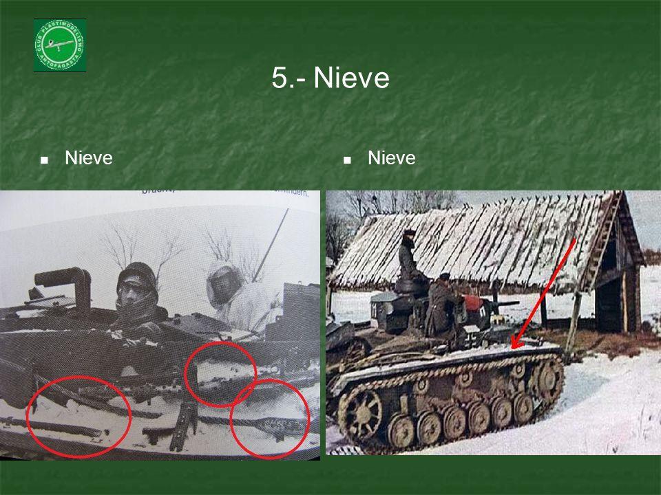 5.- Nieve Nieve Nieve