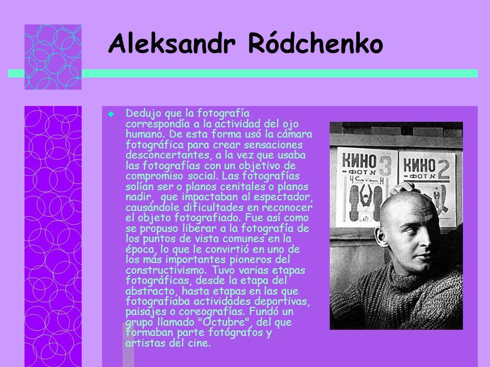 Aleksandr Ródchenko
