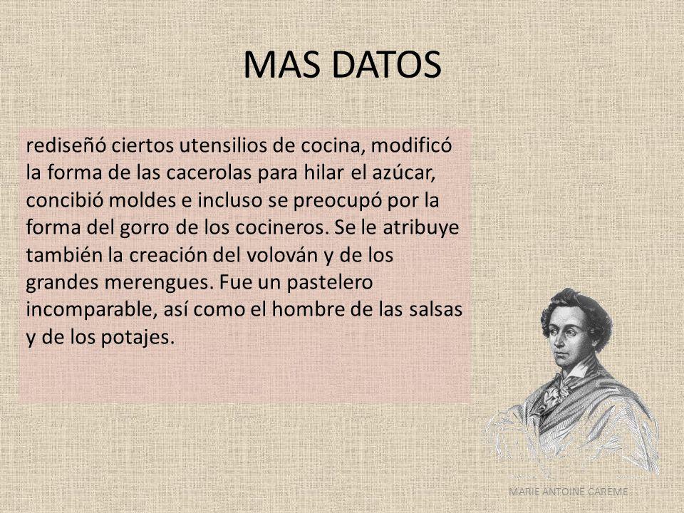 MAS DATOS
