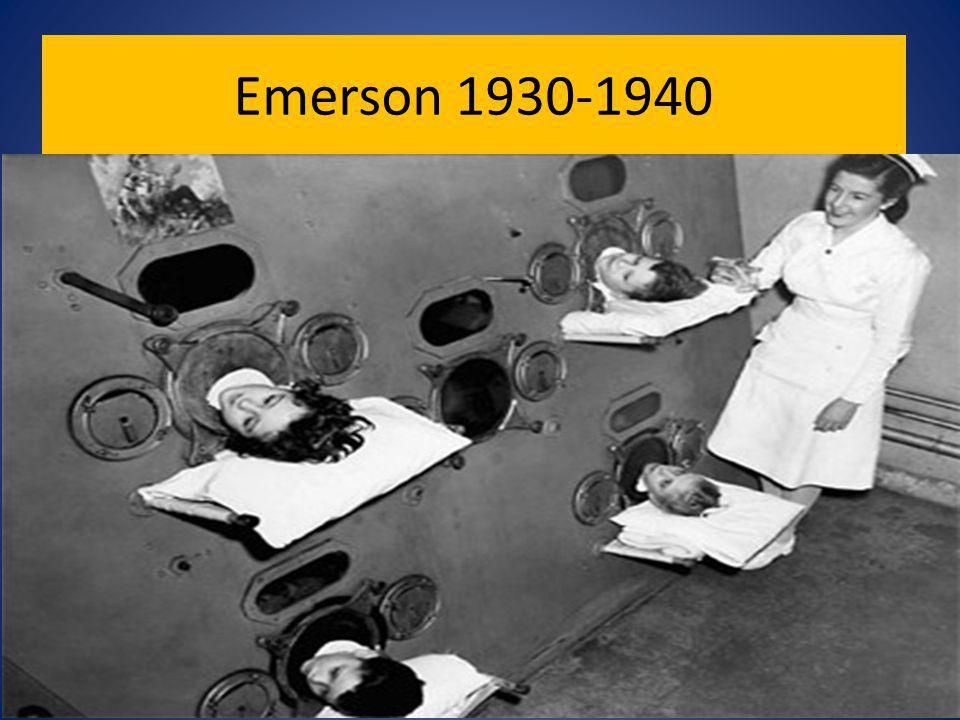 Emerson 1930-1940