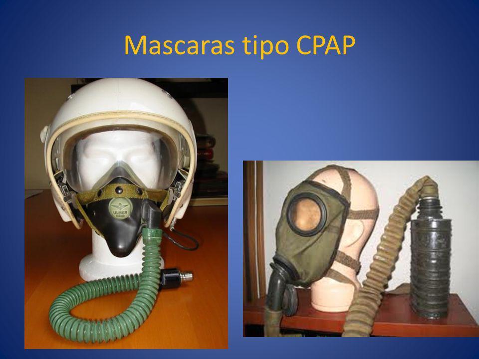 Mascaras tipo CPAP