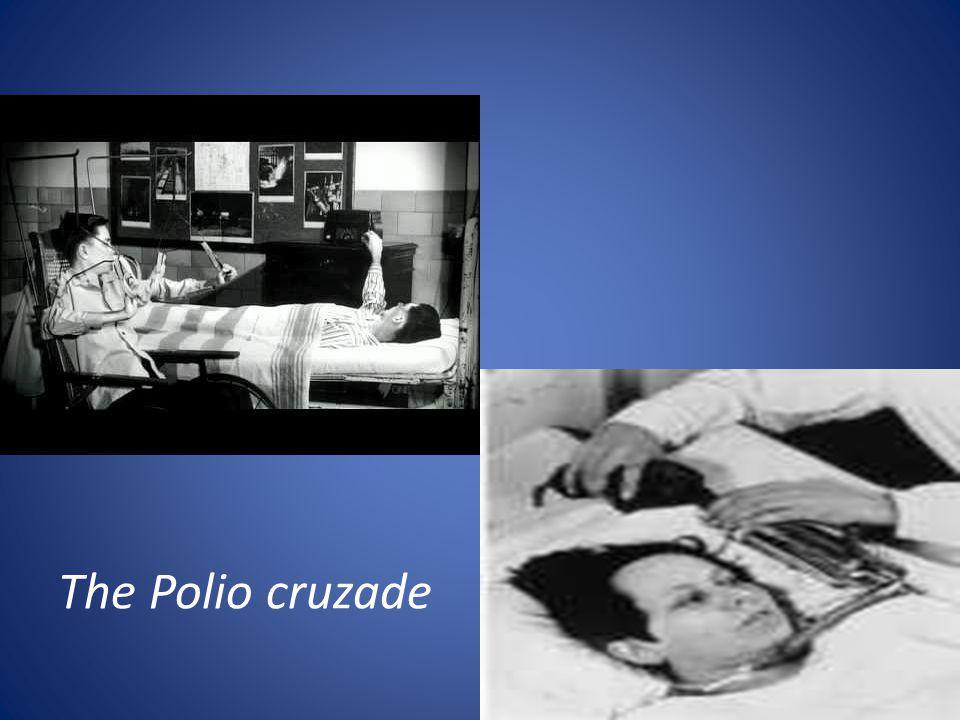 The Polio cruzade