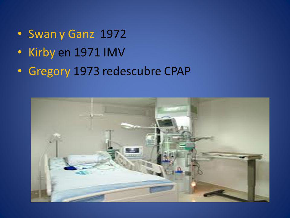 Gregory 1973 redescubre CPAP