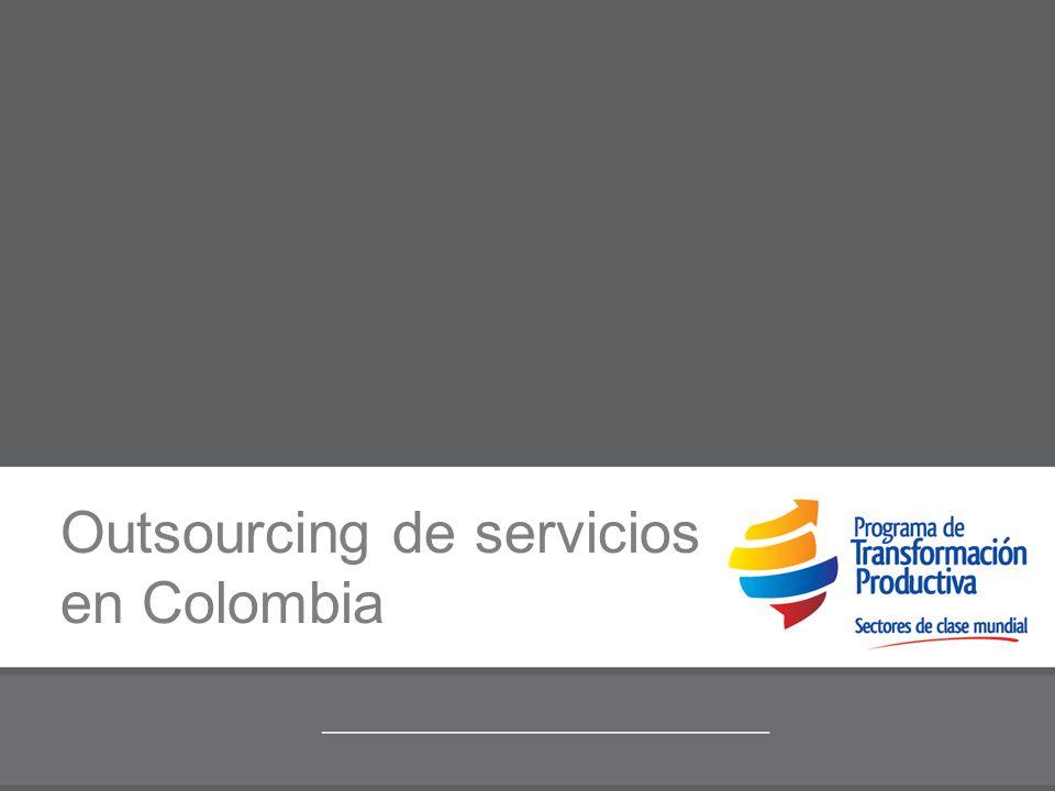 Outsourcing de servicios en Colombia