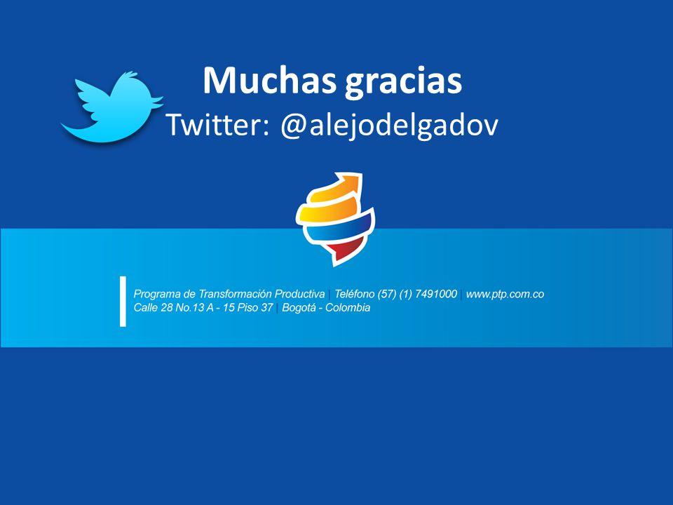 Twitter: @alejodelgadov