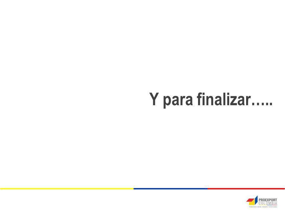 Y para finalizar….. Este tipo de plantilla de Diapositiva SOLO para los siguientes casos: Incluir frases contundentes.