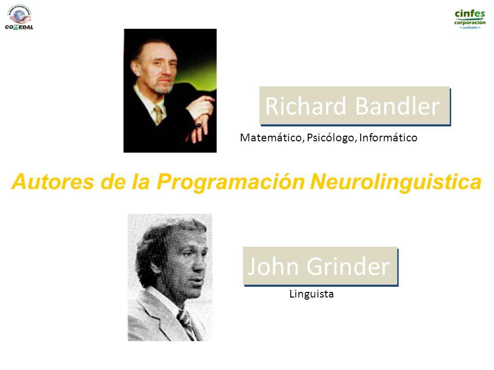 Richard Bandler John Grinder