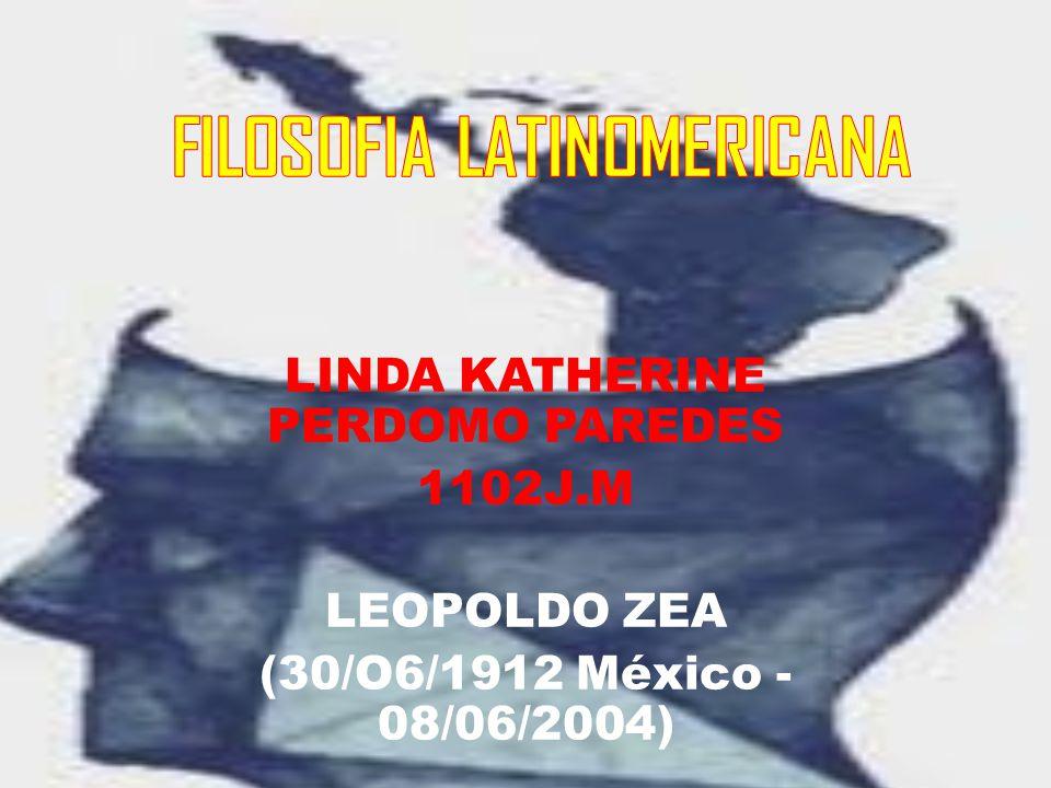 FILOSOFIA LATINOMERICANA