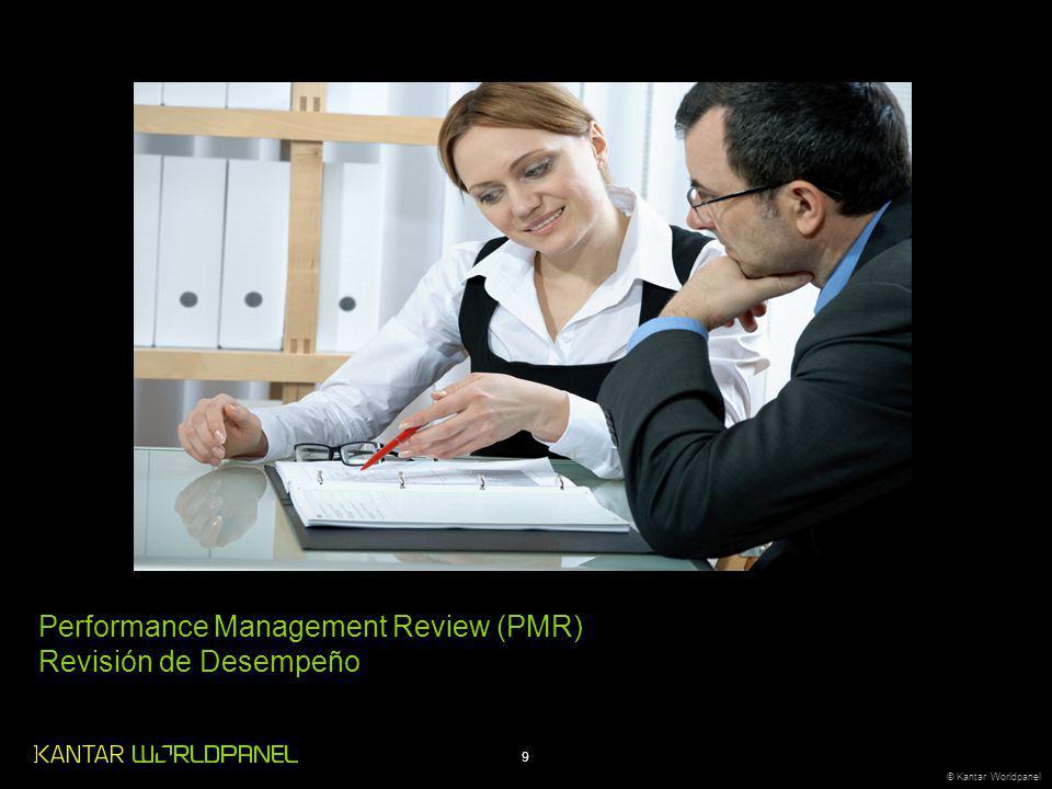 Performance Management Review (PMR) Revisión de Desempeño