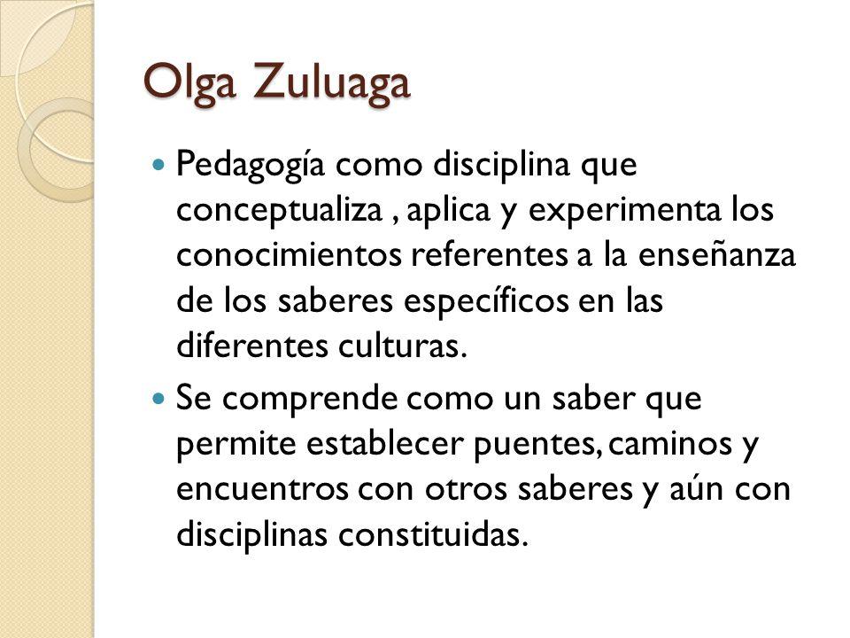 Olga Zuluaga