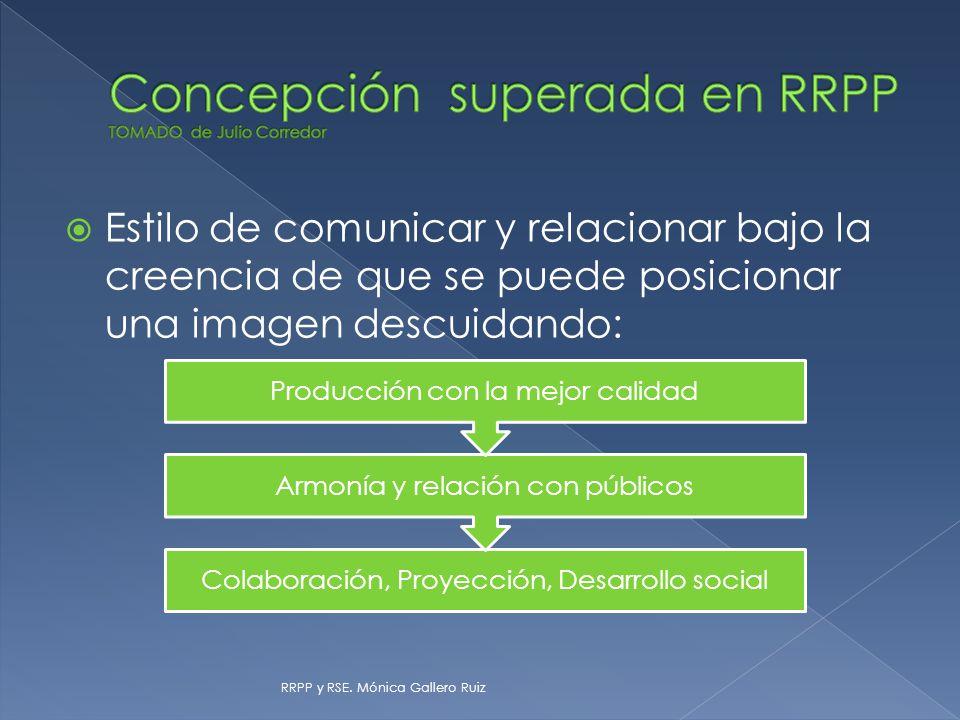Concepción superada en RRPP TOMADO de Julio Corredor